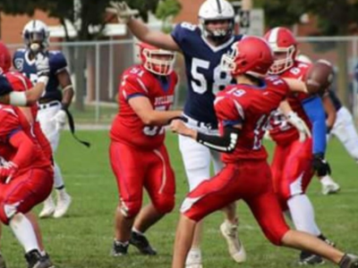 QB Corson Roy grows from competitive spirit of football