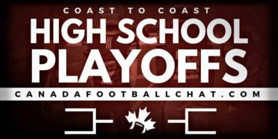 2019 High School PLAYOFFS