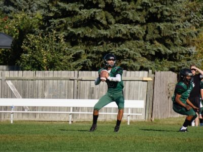 CFC100 QB Jordan Hanslip looks to continue undefeated stretch in high school
