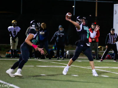QB Carter Kutzan follows in brother's footsteps