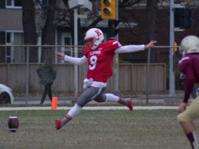 K/P Ethan Nagler love being the unique position on the field