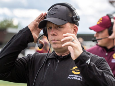 Collinson agrees to multi-year contract as head coach of Stingers