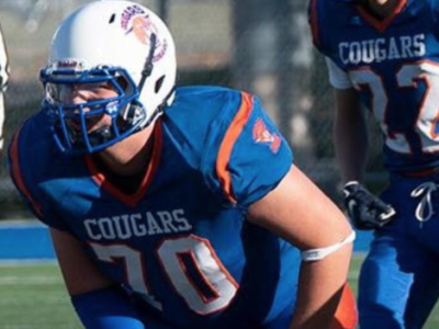 "OL Matthew Iuliano is a ""rare breed"""