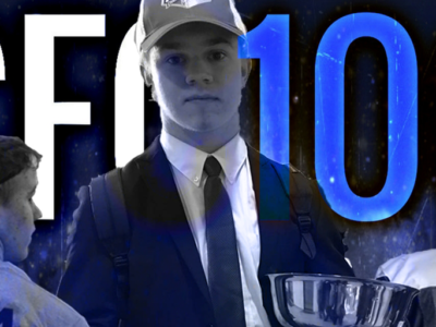 AUS program sits down with CFC100 Erik Johnson