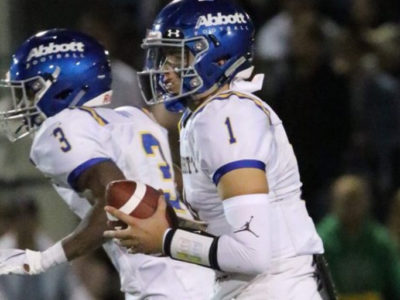 CFC60 QB Zergiotis attracts back-to-back NCAA offers