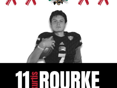 Ohio continues the family tradition signing CFC100 Kurtis Rourke