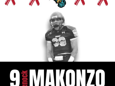 Coastal Carolina new home for CFC60 Enock Makonzo