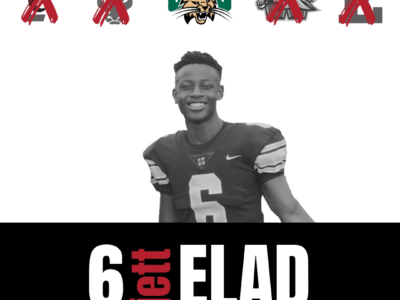 CFC100 Jett Elad signs with Ohio
