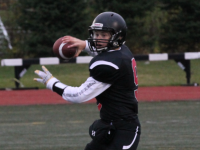 Football is a family sport for QB Hepburn