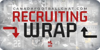 Recruiting wrap (1): Blackout period over, time to get down to business