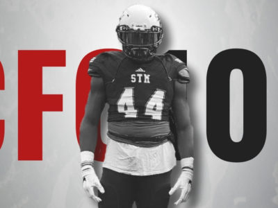 CFC100 DE Kenny Mestidor adds fifth SEC offer