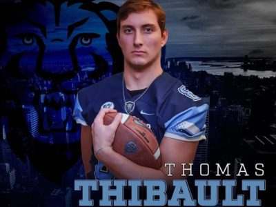 CFC100 Thomas Thibault announces Ivy League commitment