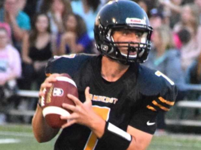 QB Emmitt Rosati inspired by brothers to pursue football