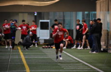 CFC prospect game Showcase EDMONTON