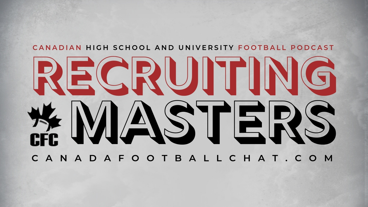 CFC Prospect Game Roster Reveal; Specialists Rankings | Recruiting Masters Podcast Ep. 12