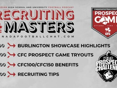 Who stood out at the Burlington Showcase? | Recruiting Masters Podcast Ep. 3