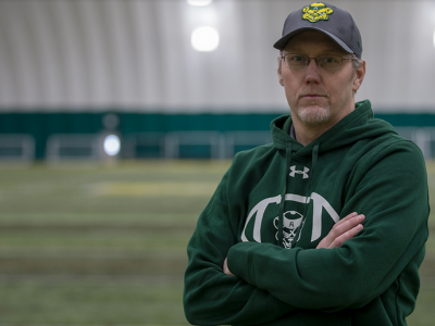 Golden Bears name Greg Knox as new DC