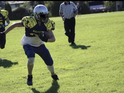 Mentality gives DB Ben McFarland edge over competition