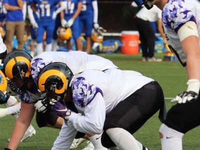 DT Logan Warde loves brotherhood that football provides him