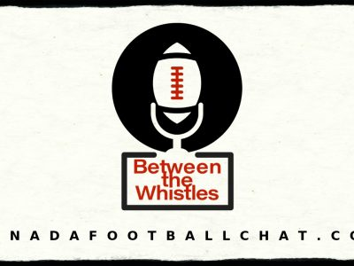 Balancing life and football | Between the Whistles Podcast Ep. 3