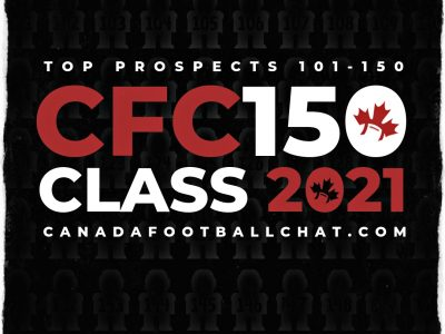 CFC150 Class 2021 1st Edition RANKINGS