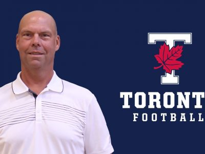 Toronto Varsity Blues add Irv Daymond as OC
