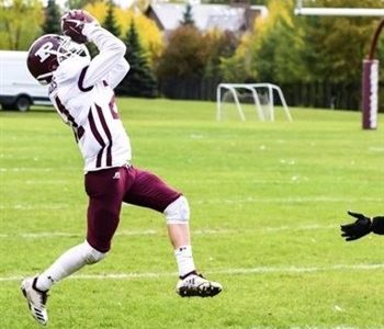 SB Luke Cameron-Brandstrom develops incredible passion for football