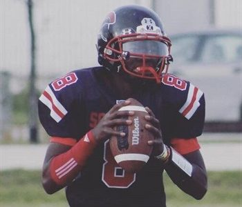 CFC100 QB Lugumire out to prove he's a pass first quarterback