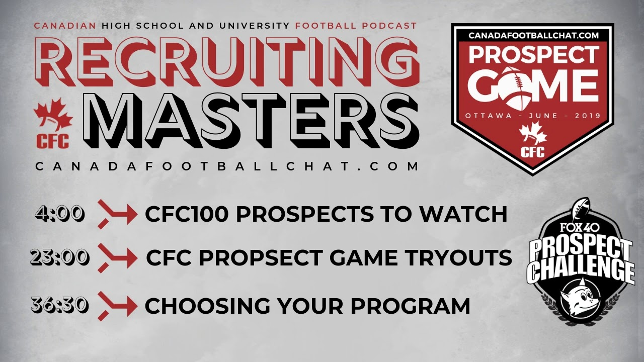 New CFC100s to watch; Choosing your program | Recruiting Masters Podcast Ep. 4