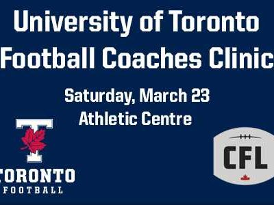 University of Toronto Coaches Clinic