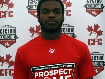 CFC100 DB Kemayou brings pure speed to Team Burris