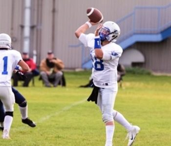QB Caden Caligiuri sees football as potential career outlet
