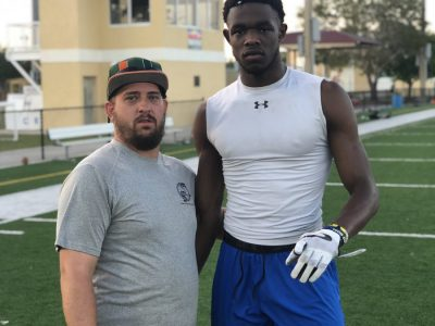 CFC100 Class 2021 Alford ignites three DI offers