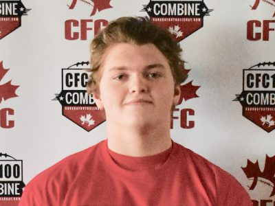 CFC100 DL Remillard physical presence for Team Dunigan