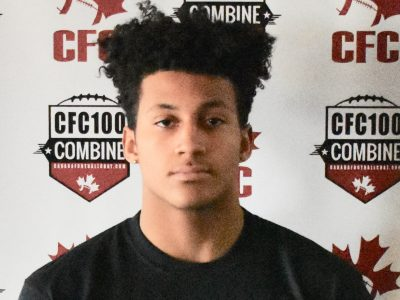 Offer that Guy: CFC Prospect Game CFC100 WR Ayomanor leading the Canadian brigade