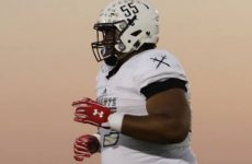 CFC100 DT Sparks announces Big Ten commitment