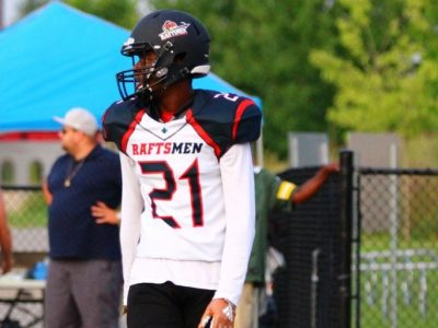 CFC100 DB Joshua Baka adds fourth NCAA offer