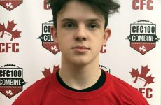 CFC100 REC Bannon brings physical presence to Team Burris