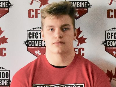 CFC100 ATH Leif Magnuson announces NCAA commit