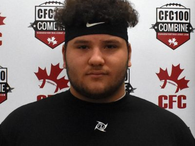 CFC100 DL Frangione explosive force for Team Burris