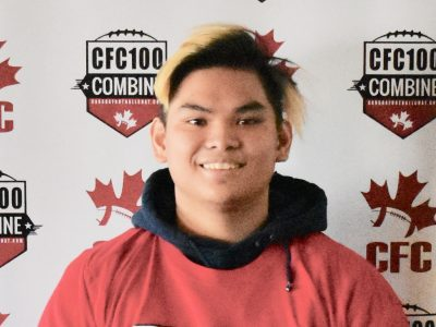 Q&A with CFC Prospect Game CFC100 DT Sean Lozada