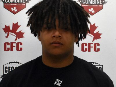 CFC100 DL Trey O'Brien adds first NCAA offer