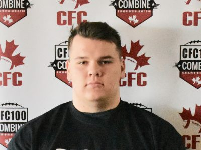 CFC100 OL Lepage brings leadership for Team Burris