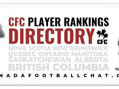 CFC Player Rankings Directory