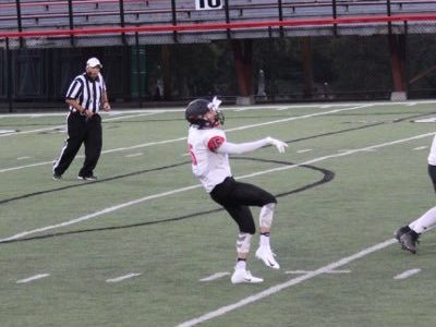WR Marcus Olivieri hooked from a young age