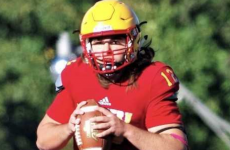 Level headedness and calm embrace QB Grayson Domingues