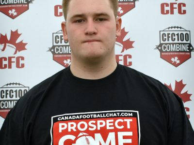CFC100 Keegan O'Neil grabs his sixth OUA offer