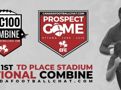 University & UA game scouts, Tracking Football with 247 Sports attend CFC National combine, Prospect Game
