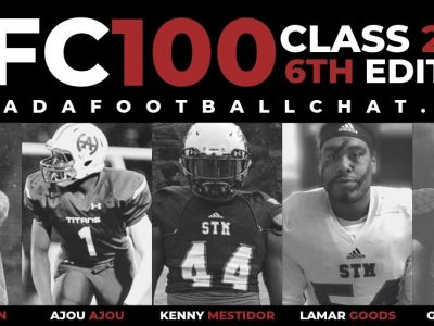 CFC100 Class 2020 6th Edition RANKINGS