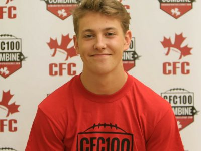 CFC100 REC Longpre brings East Coast vibes to Team Burris